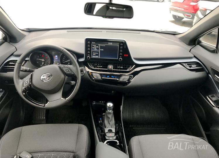 Аренда Toyota C-HR 2020 в Калининграде фото 5